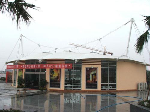 餐厅膜结构,酒吧休闲膜结构,茶楼遮阳膜结构,休闲场所膜结构